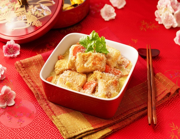 Baked Fish in Coconut Curry Sauce_600x465