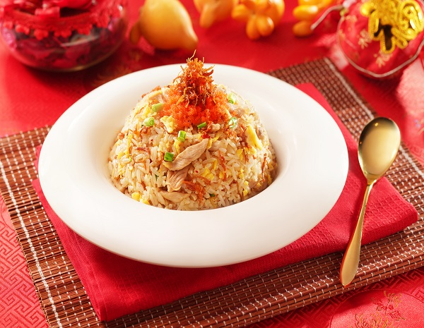 Chicken Fried Rice with XO SauceChicken Fried Rice with XO Sauce_600x465