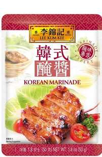 Korean Marinade Sauce