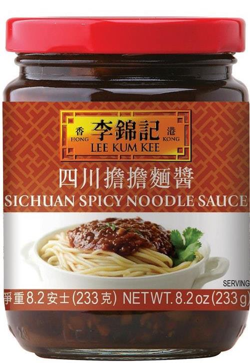 Walmart Corporate Contact >> Sichuan Spicy Noodle Sauce - Chili Sauce | Lee Kum Kee ...