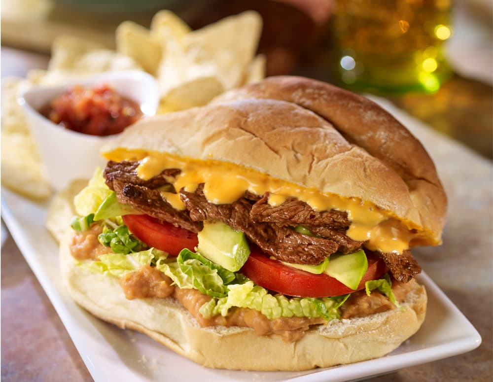Recipe Beef Steak Torta