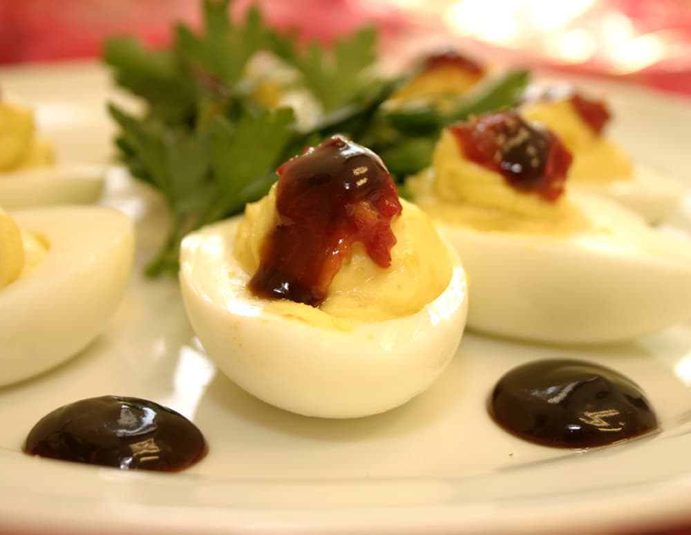 Recipe Deviled Eggs