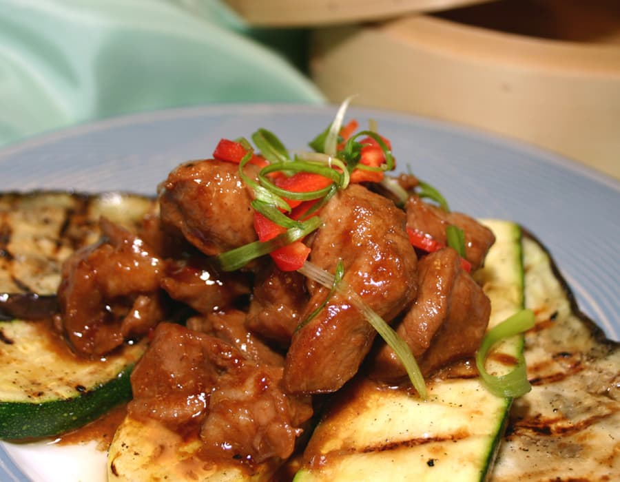 Recipe Stewed Pork with Hoisin Sauce