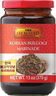 Korean Bulgogi Sauce, 13oz