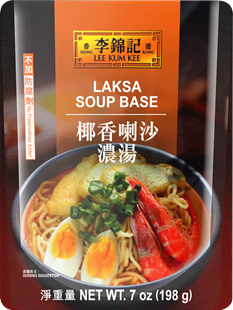Laksa Soup MOS, 7 oz.