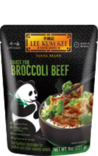 Panda Brand Sauce for Broccoli Beef 8 oz