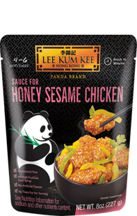 Panda Brand Sauce for Honey Sesame Chicken 8 oz