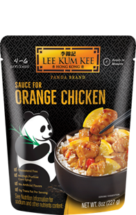 Panda Brand Sauce For Orange Chicken Ready Sauce Lee Kum Kee Home Usa