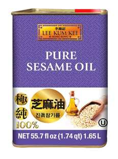 Pure Sesame Oil 55.7 fl oz
