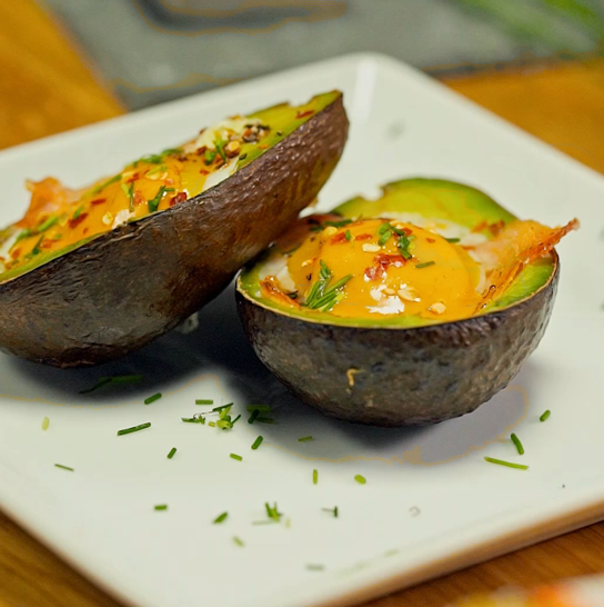 Recipe Baked Avocado Egg Bites S