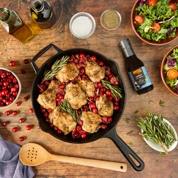Recipe Balsamic Cranberry Roasted Chicken S