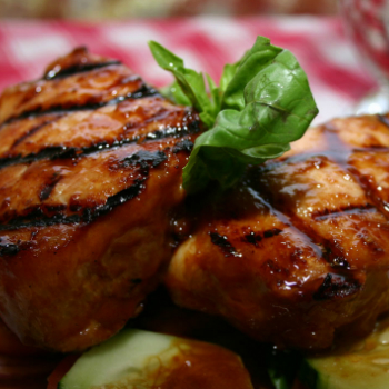 Recipe BBQ Chicken Breast