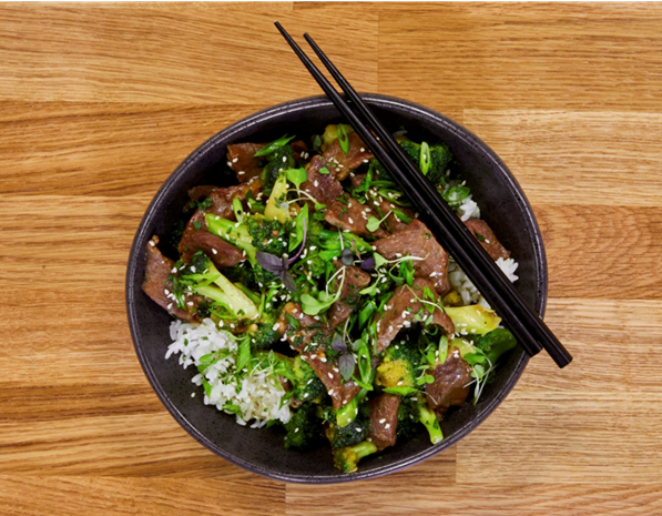 Recipe Beef and Broccoli Stir Fry