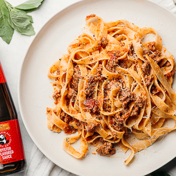 Recipe Bolognese with Pappardelle S