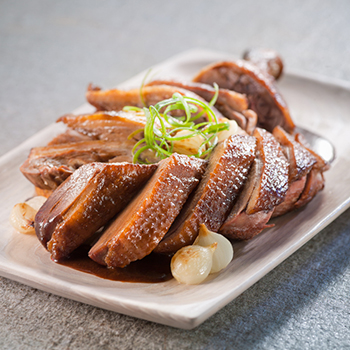 Recipe Braised Duck with Chu Hou Paste