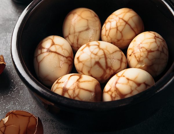 Recipe Chinese Tea Egg