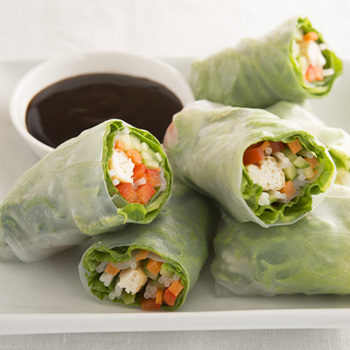 Recipe Cold Vieetnamese Spring Roll S