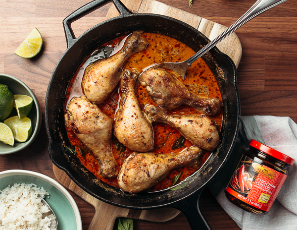 Recipe Curried Chicken Legs