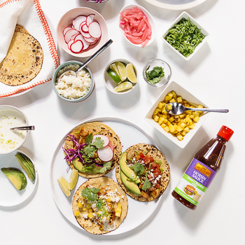 Recipe DIY Shirmp Taco Bar S