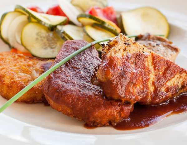 Recipe Grilled Pork Chop