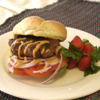 Recipe Hoisin Tequila Burger