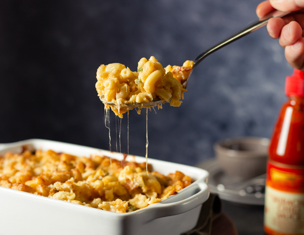 Recipe Jalapeno Mac and Cheese