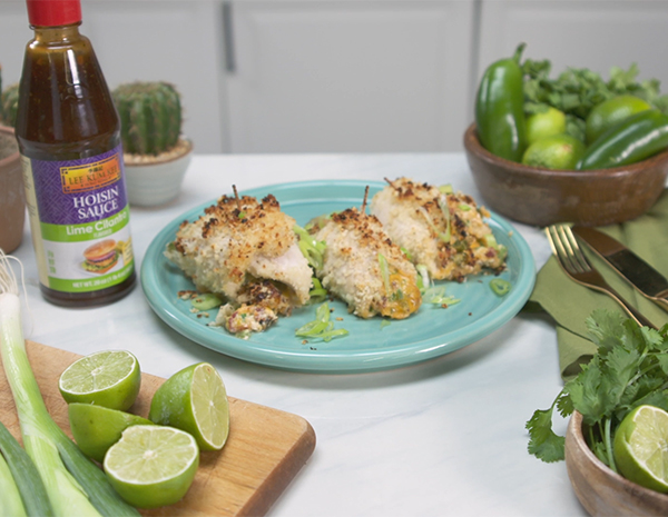 Recipe Jalapeno Popper Stuffed Chicken Breast