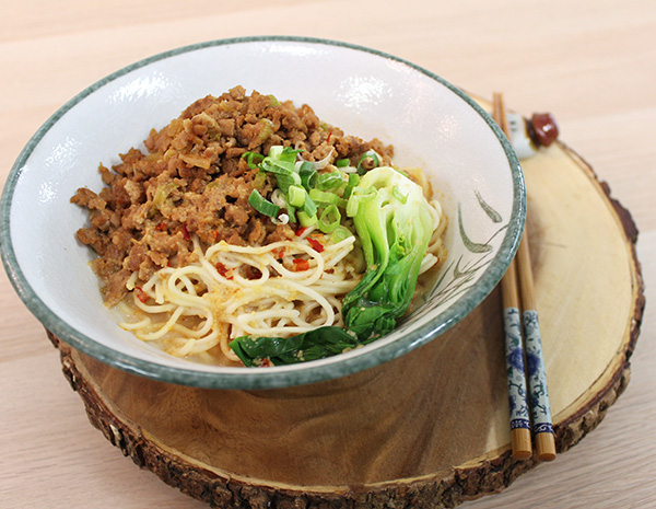 Recipe Japanese Tantanmen