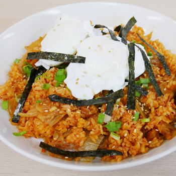 Recipe Korean Kimchi Fried Rice S