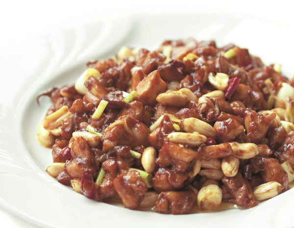 Recipe Kung Pao Chicken