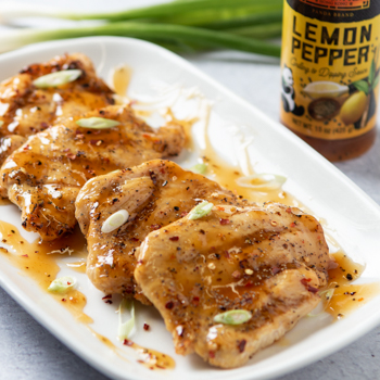 Lemon Pepper Grilled Chicken S
