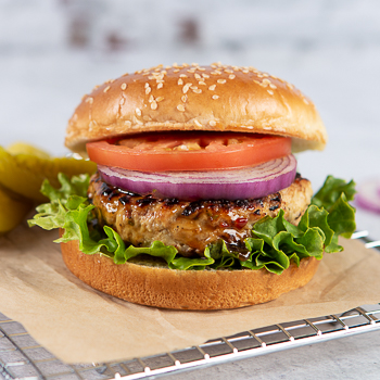 Recipe Lime Cilantro Turkey Burger S