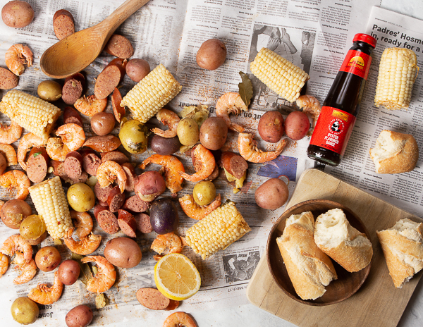 Recipe Low Country Boil Re