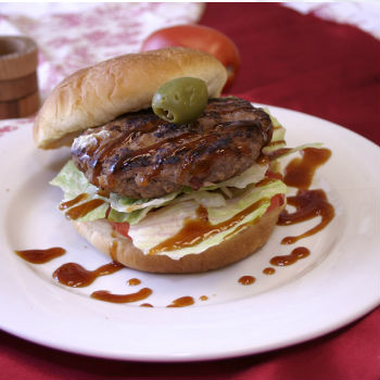 Recipe Pineapple Teriyaki Burgers
