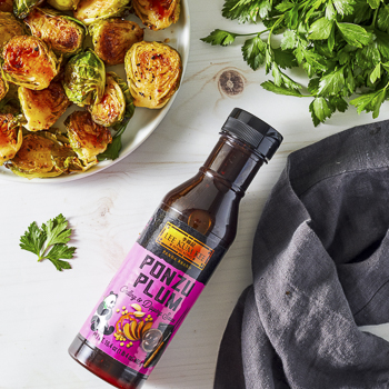 Recipe Ponzu Plum Roasted Brussel Sprouts S