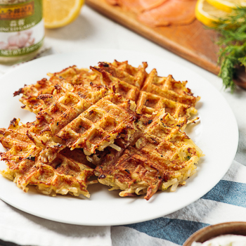 Recipe Potato Waffles S
