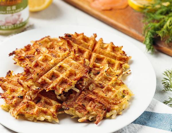 Recipe Potato Waffles