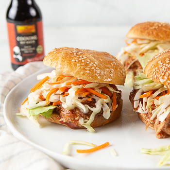 Recipe Pulled Chicken Sandwich S Re