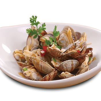 Recipe Seasoned Fresh Clams