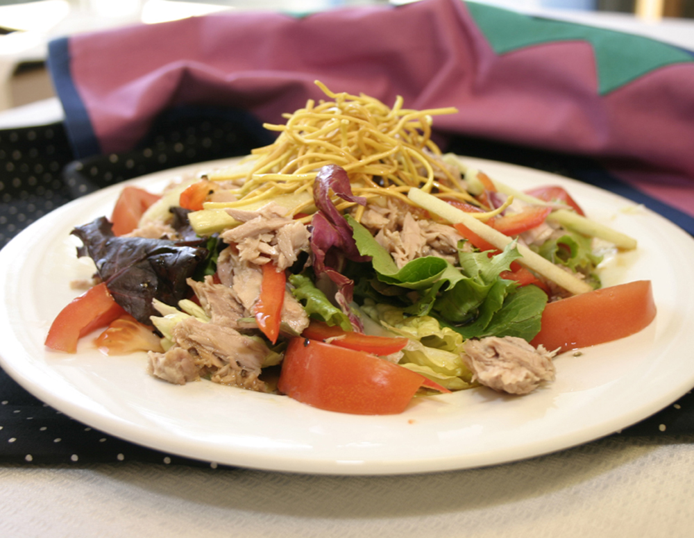 Recipe Shredded Tuna Salad