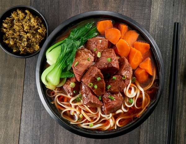 Recipe Sichuan Style Beef Noodles