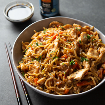 Recipe Simple Chow Mein S