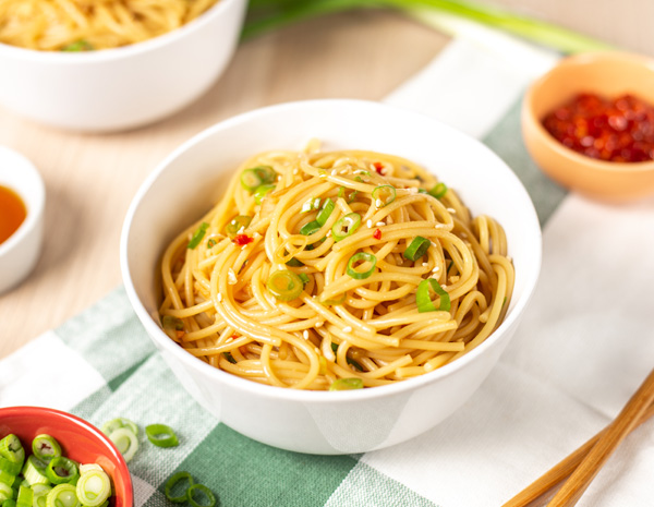 Recipe Simple Sesame Noodles