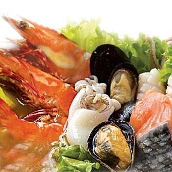 Recipe Soup Base for Seafood Hot Pot S