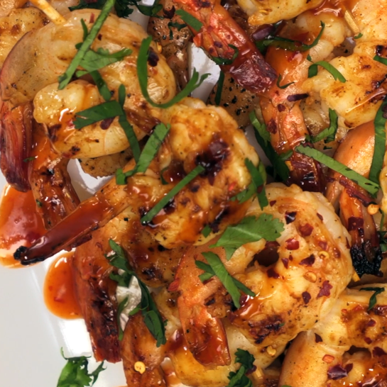 Recipe Spicy BBQ Shrimp S