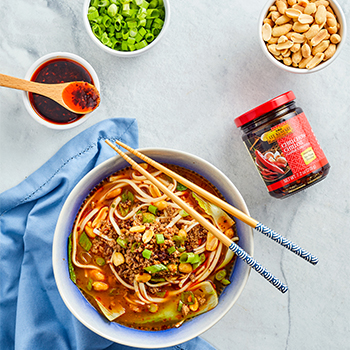 Recipe Spicy Dan Dan Noodles S