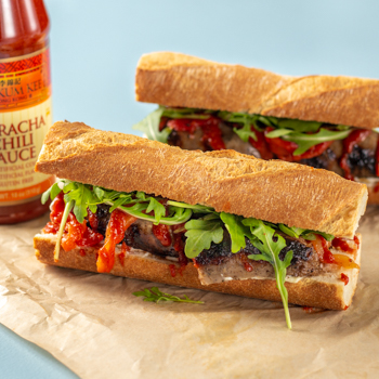 Recipe Spicy Grilled Sausage Sandwiches S