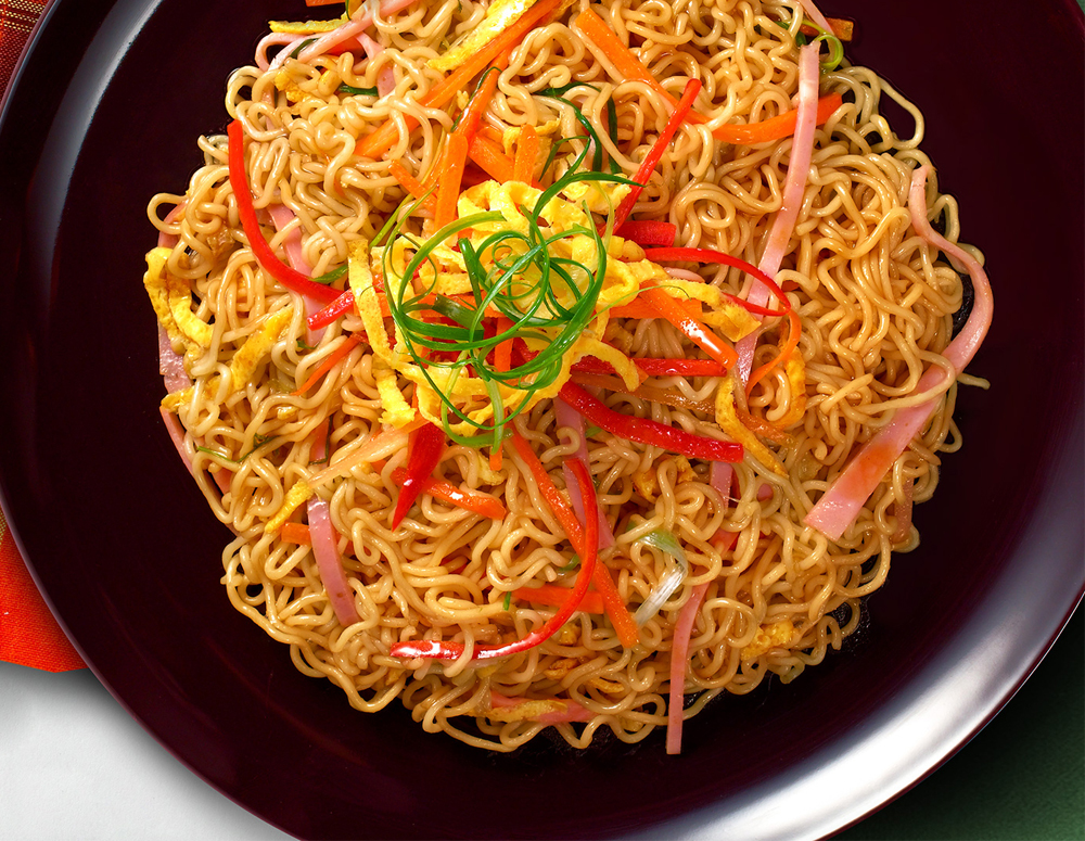 Recipe Spicy Instant Noodles
