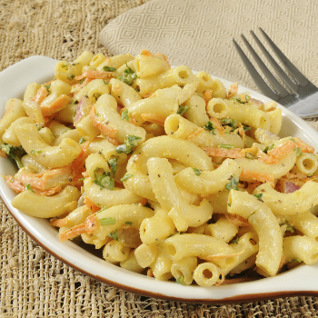 Recipe Spicy Macaroni Salad