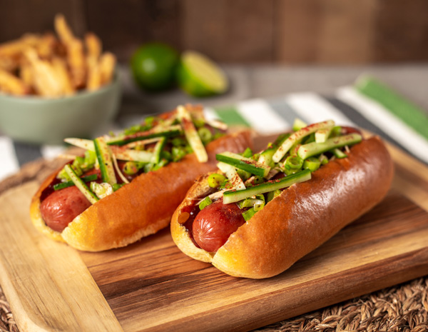 Recipe Ssam Dog